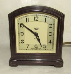 Photo for Art Deco Bakelite Smiths Sectric Alarm Clock