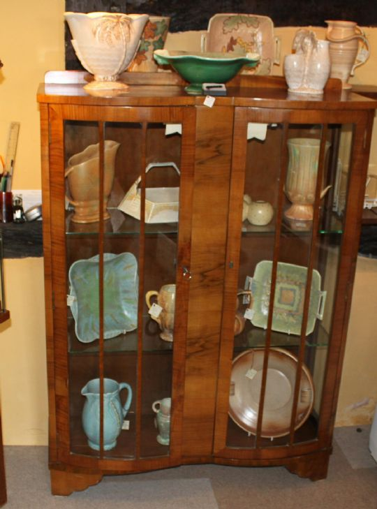 Main photo for Art Deco Display Cabinet