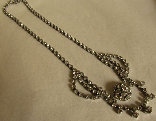 Main photo for Diamante Necklace
