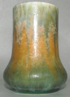 Photo for RUSKIN 'CRYSTALLINE' GLAZE MINIATURE VASE