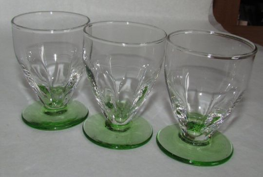 Main photo for 3 SHERRY GLASSES
