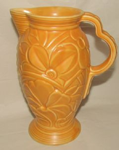 Photo for Wade Art Deco Embossed Jug