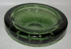 Photo for WHITEFRIARS BUBBLE GLASS BOWL